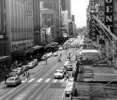 Queen Street, Brisbane 1969