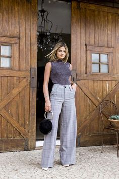The Women's Fashion Revolution of 2019 Mode Pro, Street Style, Office Looks, Work Looks, Look Chic, Work Fashion, Fashion Fall, Feminine Style, Classy Outfits