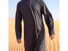 Le costume traditionnel émirati