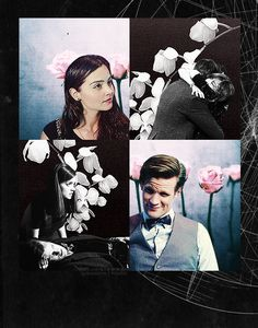 Eleven x Clara....Doctor Who .. :)... http://www.pinterest.com/cwsf2010/doctor-wh