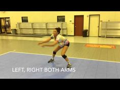 Munciana Volleyball Pizza King Drill of the Month May Video - YouTube