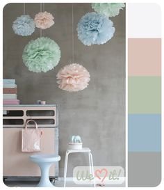 Candy colors #loveit #candycolors