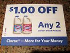 (14) Save on any (2) Clorox Bleach Product coupon exp. 08/15 Clorox coupon - http://oddauctions.net/coupons/14-save-on-any-2-clorox-bleach-product-coupon-exp-0815-clorox-coupon/