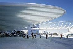 Oriente Station by Santiago Calatrava