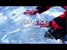 Playing Ice like a musical instrument