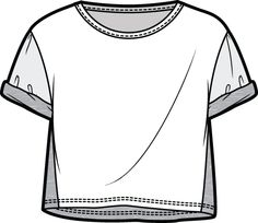 Clothing Templates, Clothing Sketches, Fashion Templates, Clothing Patterns, Fashion Design Drawings, Fashion Sketches, Croquis Fashion, Fashion Vector, Flat Sketches