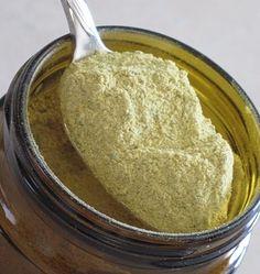 homemade vegetable broth powder.