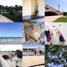 Het is overal, ook in #Valencia  #citytrip #hetisoveral #sisters
