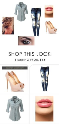 """""""random"""" by kmcollins2000 on Polyvore featuring LE3NO and LASplash"""