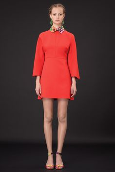Valentino Resort 2015 Fashion Show - Ine Neefs