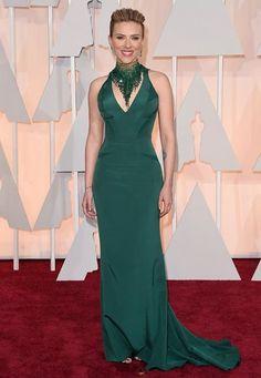 Scarlett Johansson at the Oscars 2015 von TheOscars