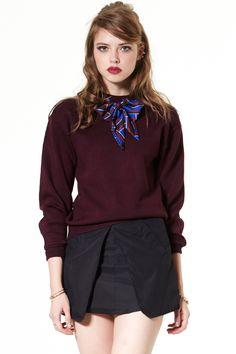 Flash Light Skirt Discover the latest fashion trends online at storets.com #Color Block Denim Pants  #Tassel Skirt  #Wrap Belt Skirt