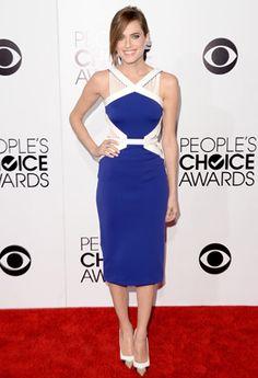 Top 5: les plus beaux looks des People's Choice Awards | Clin d'oeil