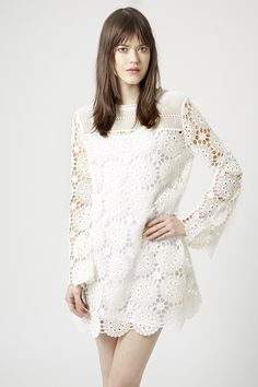 Photo 3 of Lace Knitted Dress