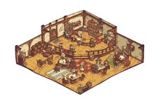 A small Tavern by noaqh pixel bitmap inn tavern location building architecture game user interface gui ui   Create your own roleplaying game material w/ RPG Bard: www.rpgbard.com   Writing inspiration for Dungeons and Dragons DND D&D Pathfinder PFRPG Warhammer 40k Star Wars Shadowrun Call of Cthulhu Lord of the Rings LoTR + d20 fantasy science fiction scifi horror design   Not Trusty Sword art: click artwork for source