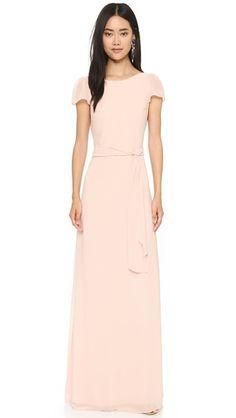 Joanna August Kimberly Cap Sleeve Dress