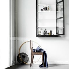 Das Design Highlight aus Dänemark: Lindebjerg Vitrinen.