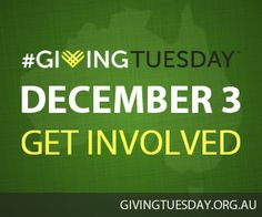"""Global Giving: Australians to """"Give Back"""" on #GivingTuesday"""
