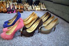 Chiara Ferragni Shoes, shoes and shoes
