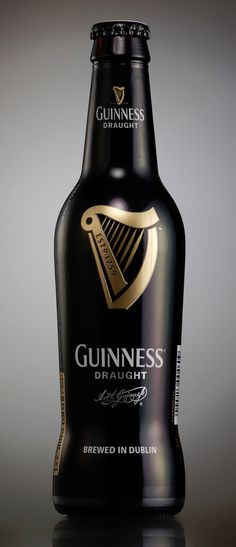 Guinness Draught (Ireland) - Irish Dry Stout