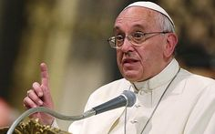 Pope Francis: 'two per cent of clergy had paedophile tendencies'. Pope Francis reportedly states 'even bishops and cardinals' have paedophile tendencies.