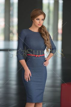 StarShinerS Dreamful DarkBlue Dress