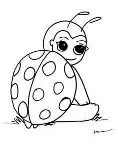 bug creature bugs coloring pages color plate coloring sheet