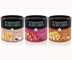 YORKSHIRE POPCORN sweepstakes