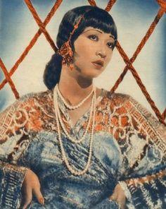 Anna May Wong ~ 1920's