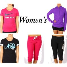 Nike Women's Active Wear http://www.meinto.com/passion-for-fashion/2012/05/11/spotlight-on-sportive