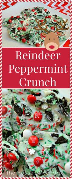 This transforms Peppermint Bark into a the ultimate holiday indulgence. Only takes 5 minutes and is going to be my neighbor and teacher gift. The cookies and cream takes it to a new level! Also perfect to take to a Christmas party. Christmas Deserts, Christmas Goodies, Holiday Desserts, Holiday Baking, Holiday Treats, Holiday Recipes, Christmas Bark, Christmas Parties, Holiday Foods