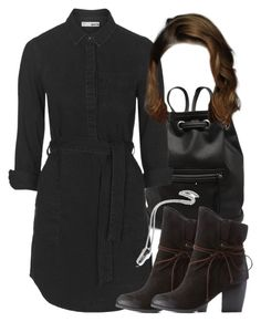 """""""Malia Inspired Funeral Outfit"""" by veterization ❤ liked on Polyvore featuring Abercrombie & Fitch, Topshop and Qupid"""