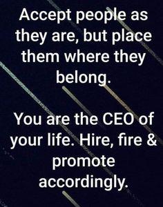 Motivational Leadership, Life