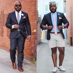 Battle of the styles Many Men, Business Fashion, Dapper, Battle, Men's Fashion, Breast, Suit Jacket, Blazer, Suits