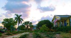 So Florida coastal front yard without grass. Florida cottage garden