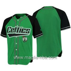 Maglie NBA a maniche corte Boston Celtics verde €28.00