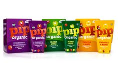 Identica designs the UK's first ever range of chilled, organic drinks for kids.