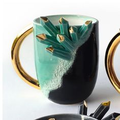 1 Geode Crystal Mug Left! ✨
