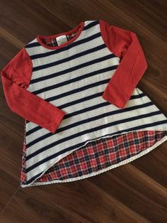 Check out this listing on Kidizen: Persnickety Plaid Shirt/3 #shopkidizen