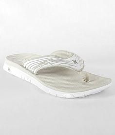 Hurley Phantom Sandal - All White - from Buckle