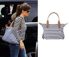 Jennifer Garner with Stella & Dot How Does She Do It Bag $89