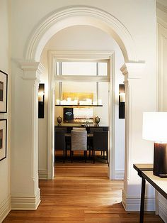 A Federation home in Sydney by interior design firm Hare & Klein. Image - Anson Smart.  Meryl Hare is profiled on the Temple & Webster blog as part of David Clark's Edit of Australia's top interior designers.