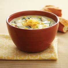 Potato Corn Chowder Recipe - Real Food - MOTHER EARTH NEWS