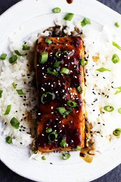 A five star salmon baked with the best homemade sesame teriyaki sauce.  This is easily one of the best things that you will eat! Some recipes I make and I hope that everyone tries.  This recipe is one of them.  It is so simple to throw together and it tastes like you just made a 5 star …