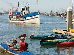 Madaket Harbor Cruises and Kayak Rentals, Humboldt Bay, Eureka, CA