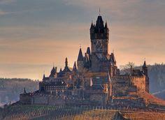 Burg Cochem, Reichsburg, Germany