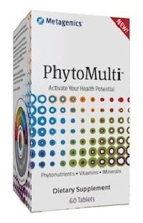 Natural Bio Health Store - PhytoMulti by Metagenics, $34.95 (http://store.naturalbiohealth.com/phytomulti-by-metagenics/)
