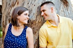 Featured Engagement Shoot: A Late Afternoon Photo Shoot at Balboa Park   Aly  Christopher