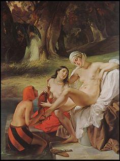 Francesco Hayez 1791-1882 | Italian Romantic painter