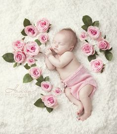 Roses and baby forming a heart. Photoshoot Ideas, Roses, Heart, Children, Baby, Pictures, Young Children, Boys, Pink